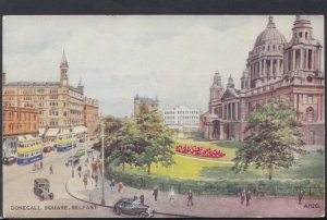 Northern Ireland Postcard - Donegall Square, Belfast   DC2280