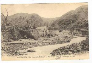 Martinique.- Un Coin de La Riviere  La Roxelane , 1910s