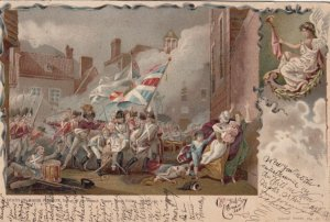 USA Revolutionary War ; Death of Major Pierson, PMC 1898