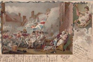USA Revolutionary War ; Death of Major Pierson, PMC 1898