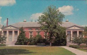 Sharpe Refectory Brown University Providence Rhode Island