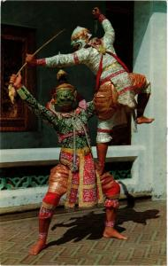 CPM THAILAND Khon, masked play, Thai Classical Dance (345028)