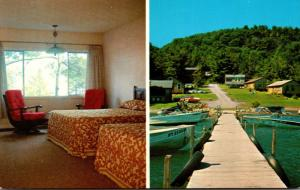 New York Cooperstown Windward Motel and Cottages On Otsego Lake