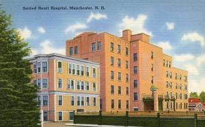 NH - Manchester, Sacred Heart Hospital