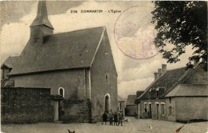 CPA Dommartin L'Eglise FRANCE (953561)