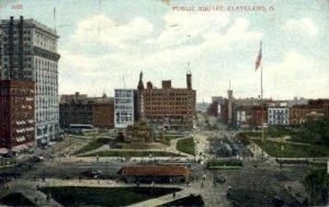 Public Square - Cleveland, Ohio