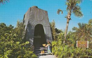 Sun Temple at TIKI GARDENS , Florida , PU-1968