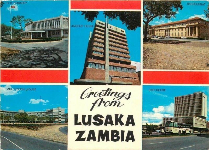 Zambia Lusaka multi views