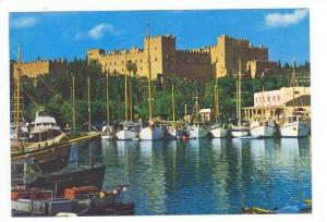 Palace Of The Knights, Rhodes, Greece, 1950-70s