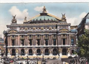 France Paris Theatre de l'Opera