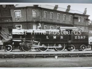 RPPC - L.M.S. No 2387 - Steam Locomotive 080515