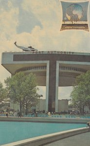 Helicopter Heliport , New York City , 1965