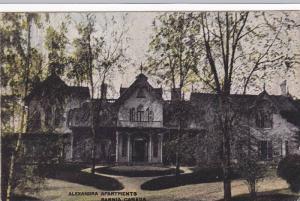 Exterior,Alexandra Apartments, Sarnia, Ontario,Canada,PU-1909