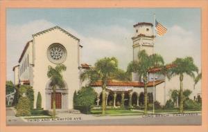 California Long Beach Third And Alamitos Avenue