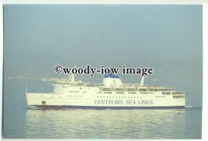 FE0004 - Ventouris Sea Lines Ferry - Apollo Express I - postcard
