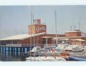 Pre-1980 GROTTO RESTAURANT Oakland California CA ho5304
