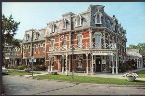 Ontario NIAGARA-ON-THE-LAKE Prince of Wales Hotel built on 1864 1950s-1970s