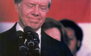President Jimmy Carter Re-election Concession Speech