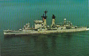 U S S Albasny (CG -10)