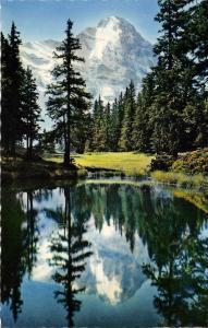 br104110 grindelwald kohlenweiher mit eiger switzerland