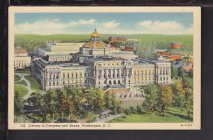 Library of Congress and Annex,Washington,DC Postcard