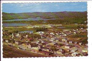 White River, Ontario, Aerial Oakman