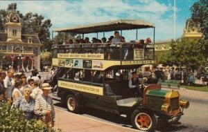 Disneyland Omnibus Disneyland