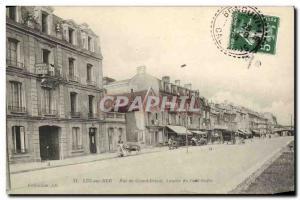 Old Postcard Lake Sur Mer Rue du Grand Orient Annex Little Hell