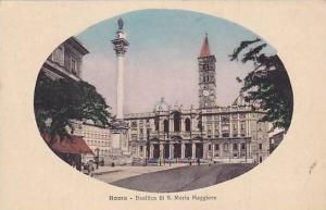 Roma, Basilica di S. Maria Maggiore, Lazio, Italy, 10-20s