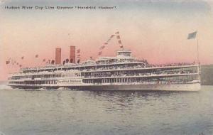 Hudson River Day Line Steamer Hendrick Hudson, 00-10s