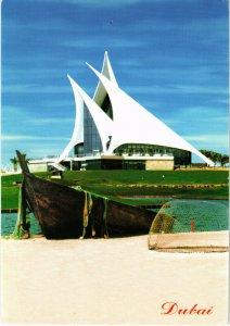PC CPA U.A.E. , DUBAI CREEK GOLF & YACHT CLUB, REAL PHOTO POSTCARD (b16376)