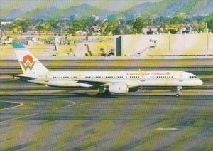 Amerca West EAH 78 Boeing 757