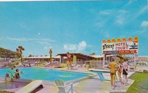 Florida Panama City Beach Resort Hotel Court Swimming Pool