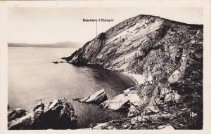 RP: Cerbère ,Pyrénées-Orientales department, France, 30-40s Grande Falaise...