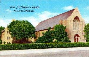 Michigan Ann Arbor First Methodist Church