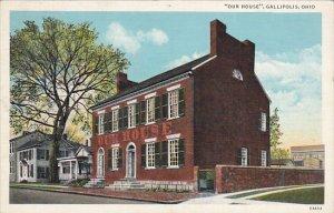 Our House  Museum Gallipolis Ohio
