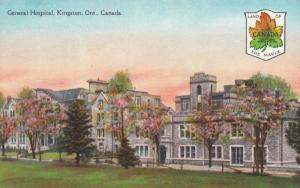 KINGSTON , Canada , 1900-10s ; General Hospital #3