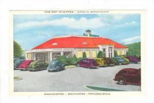 Hot Shoppes Drive-In Restaurants, Washington, Baltimore, Philadelphia, 00-10s