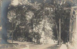 RP: PHILIPSBURG , Quebec , 1907 ; Street