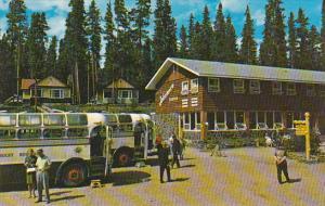 Canada Johnston Canyon Banff National Park Alberta