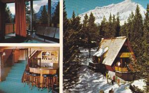 Multi-View, Douglas Fir Chalets, Tunnel Mountain Drive, BANFF, Alberta, Canad...