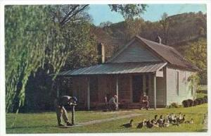 Jack Daniel's Old Office, Lynchburg, Tennessee, 1940-1960s