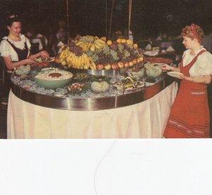 MINNEAPOLIS , Minnesota , 1950-60s ; Hotel Dyckman , Smorgasbord