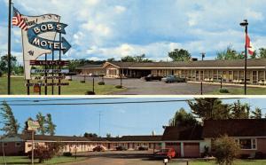 NY - Massena. Bob's Motel