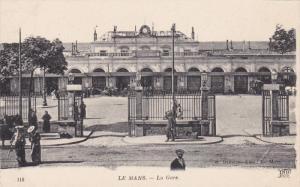 LE MANS, La Gare, Sarthe, France, 00-10s