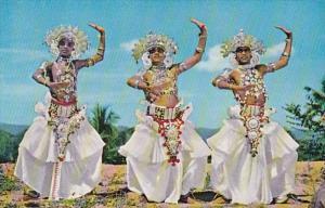 Sri Lanka Ceylon Kandyan Dancers