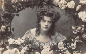 Ivy Floradora Theater Actor / Actress 1908