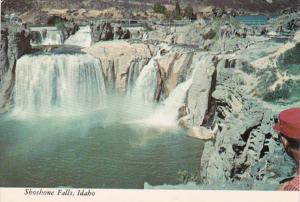 Indiana Twin Falls Shoshone Falls