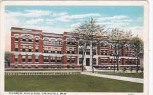 Massachusetts Springfield Technical School Curteich