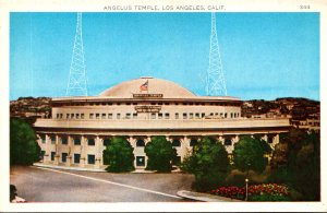 California Los Angeles The Angelus Temple